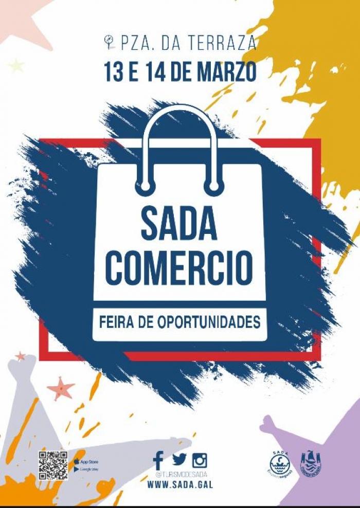 Aberta a inscrición para participar no Sada Comercio 2021 que celebrarase o 13 e 14 de marzo