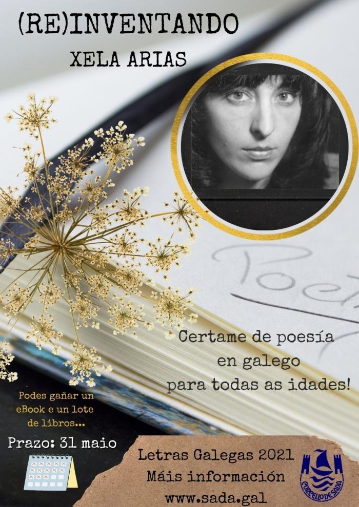 Certame de poesía?(Re)inventando Xela Arias?