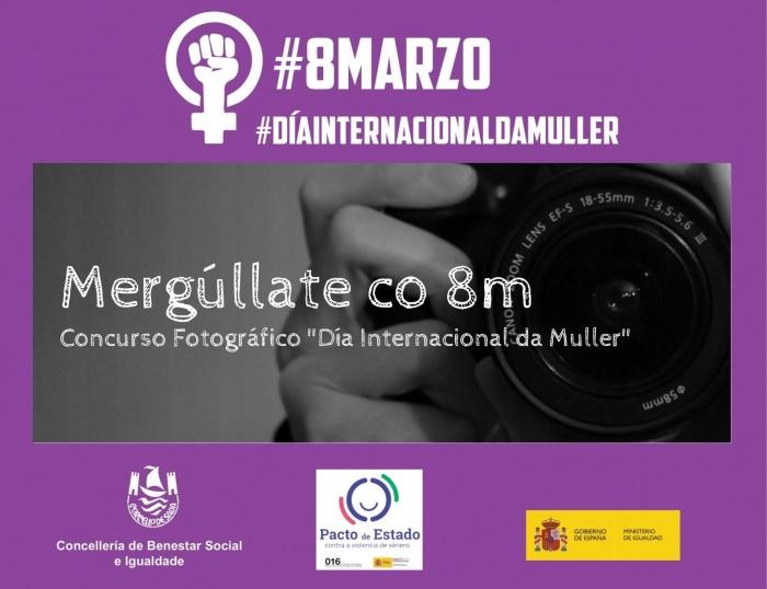 "CONCURSO FOTOGRÁFICO ""MERGÚLLATE CO 8M"""