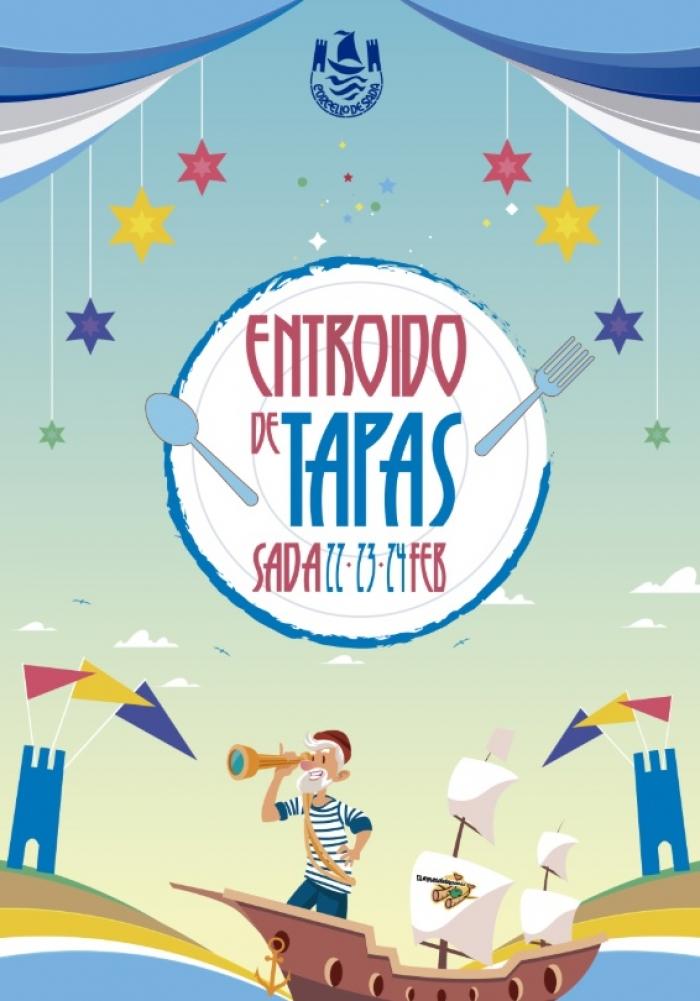 ENTROIDO DE TAPAS 2019