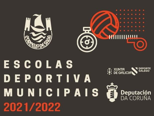 Sada oferta a práctica de 14 disciplinas deportivas para o presente curso.