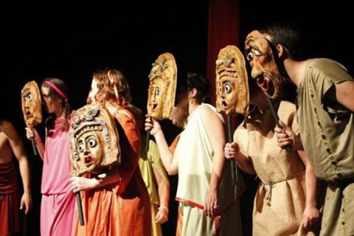 A Mostra de Teatro de Sada remata coa Gala de Premios e a representación da obra Maniféstate de Andaravía Teatro