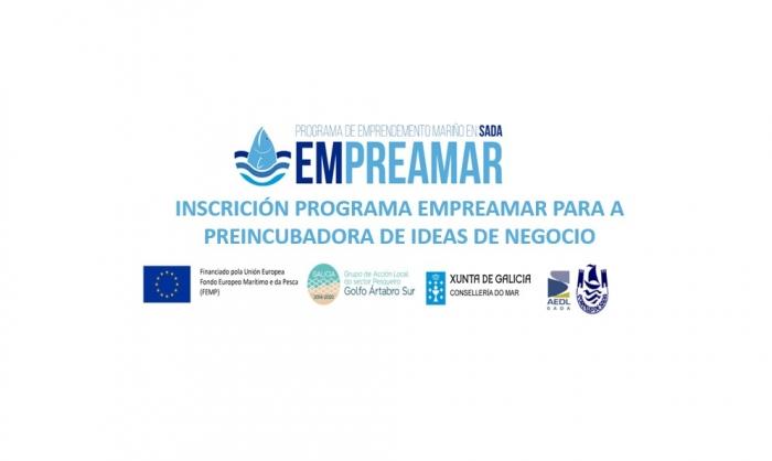 Sada busca 12 ideas de negocio para fomentar o emprendemento no sector do mar