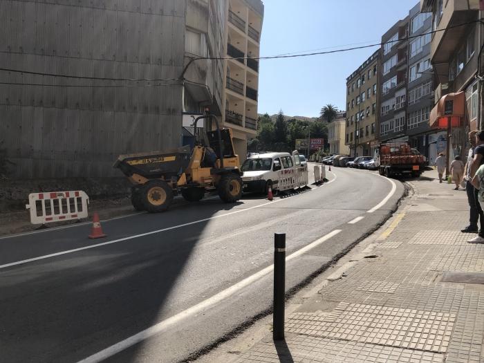 Sada comeza a reforma as dúas marxes da avenida República Argentina
