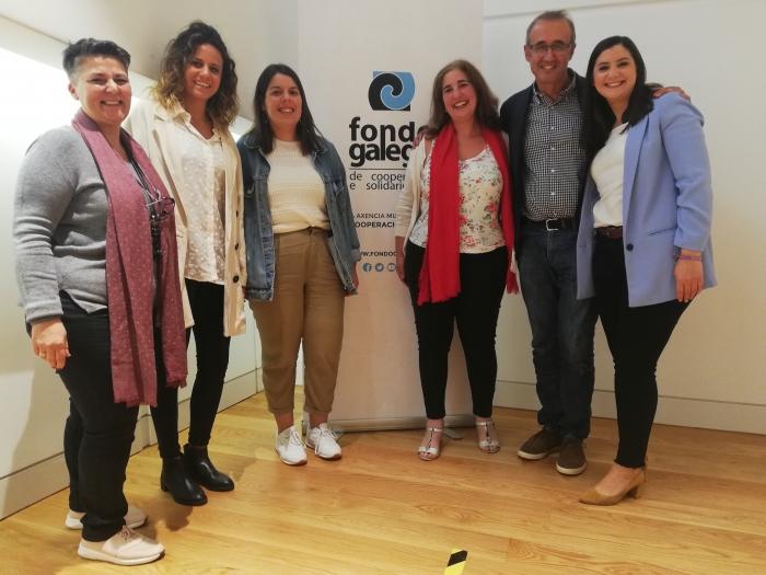 Sada presente nas xuntanzas da Rede Municipalista Solidaria do Fondo Galego