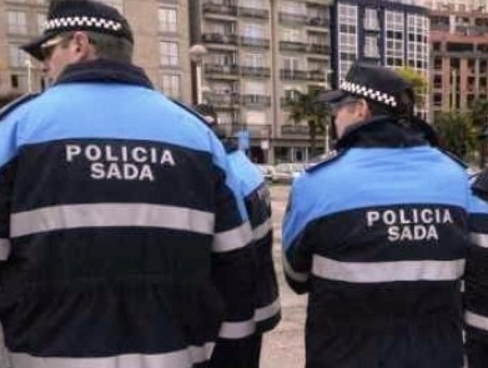 Sada reforza a Policía Local coa incorporación de tres auxiliares e a convocatoria de 2 novas prazas en comisión de servizos.