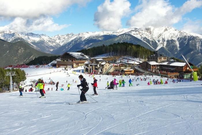 Viaxe á Neve (Vallnord-Andorra)