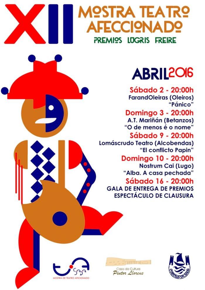 XII Mostra de Teatro Afeccionado de Sada